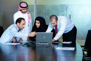 Job career in UAE