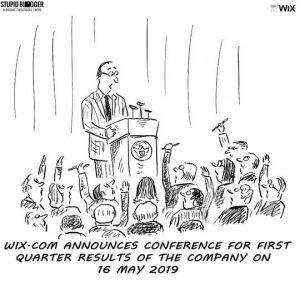 First quarter result conference