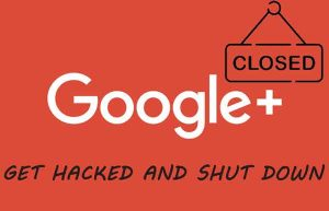 Shutting Down of Google Plus