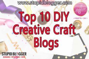 Top 10 DIY Blogs
