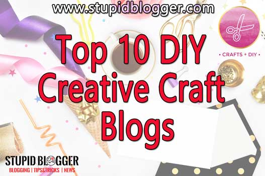 Top 10 DIY Blogs