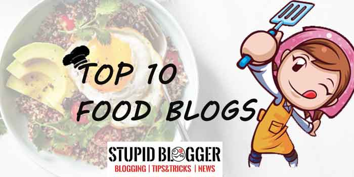 Top 10 Food Blog