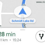 Google speedometer