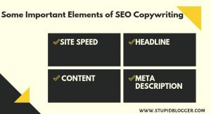 Important Elements of SEO Copywritig
