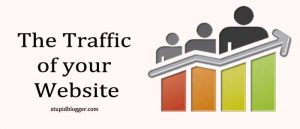 The Traffic of your Website