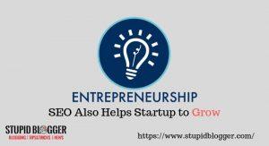 SEO helps start ups to grow