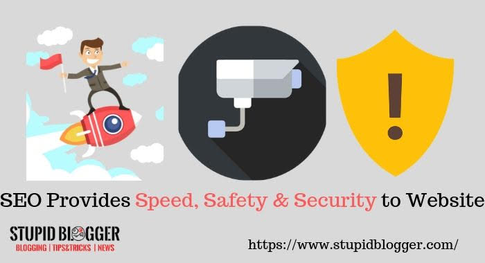 Website speed safety and security