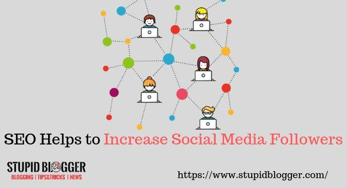 Increase social media followers