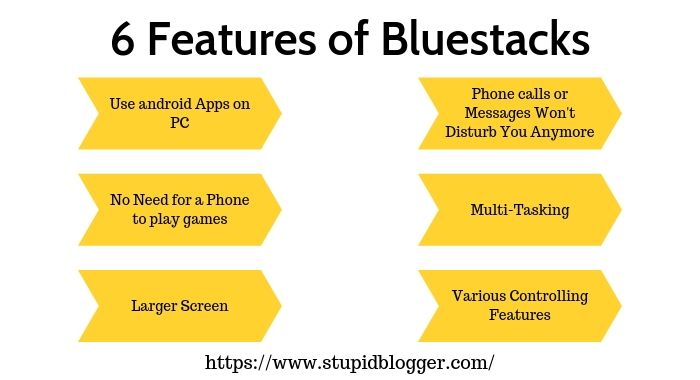 6 features of Bluestacks 4