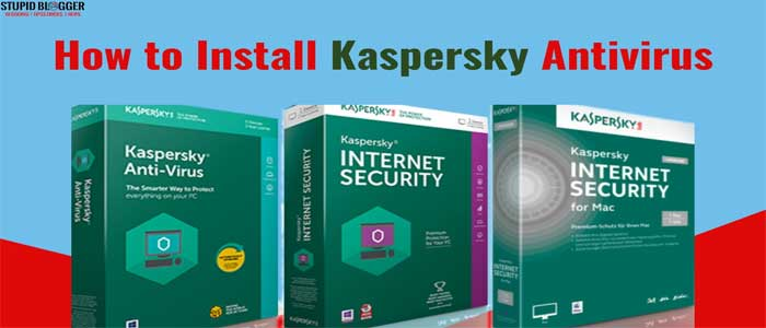 How to Install Kaspersky