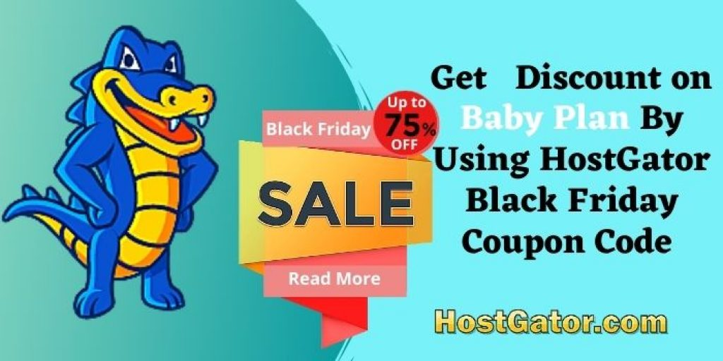 HostGator Baby Plan Black Friday