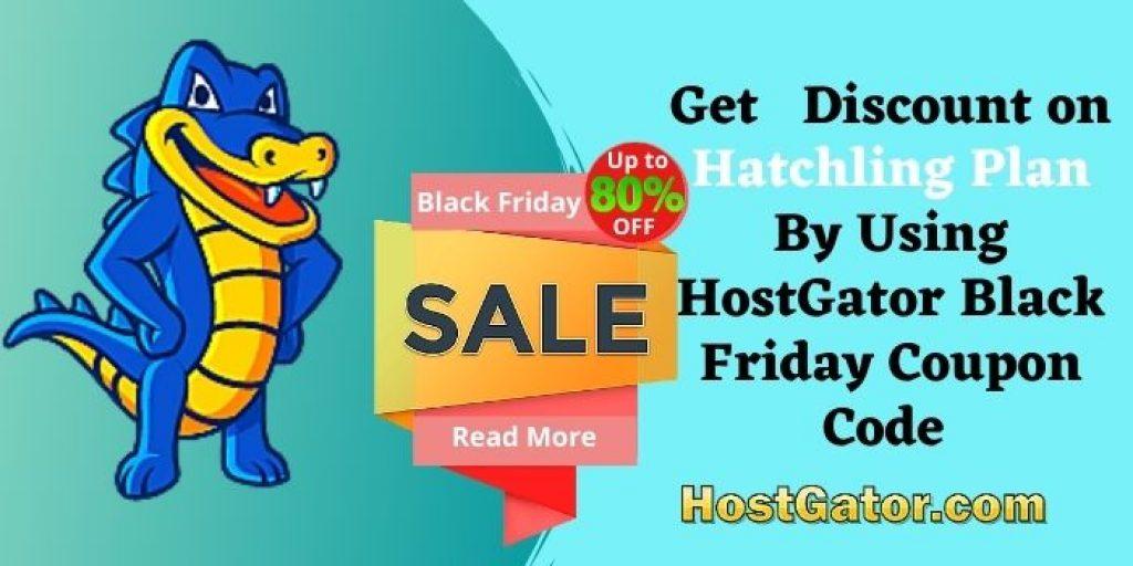 HostGator Black Friday Discount