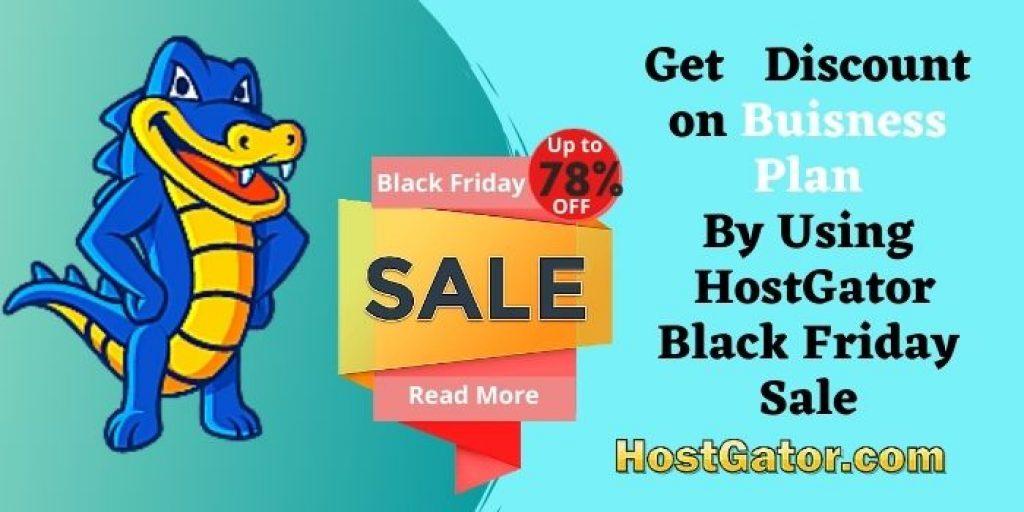 HostGator Business Plan Black Friday