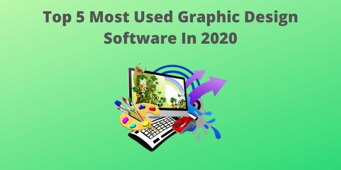 best most used graphic design software