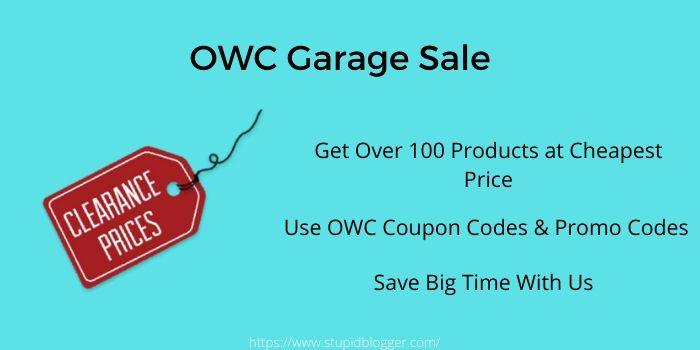 2020 best deals at owc