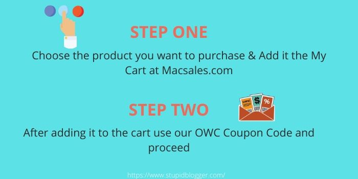 OWC discount coupons
