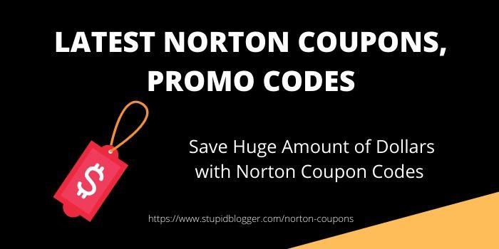 Norton Coupon