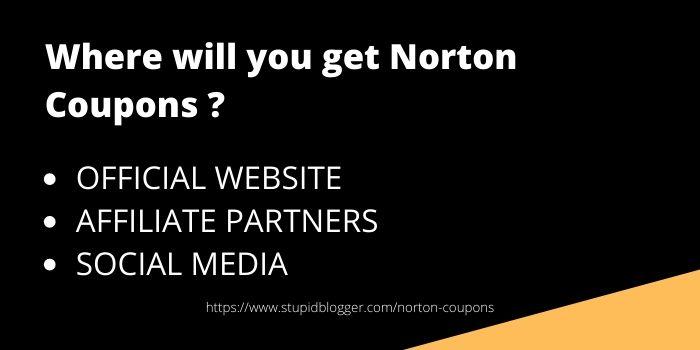 Norton Discount Code