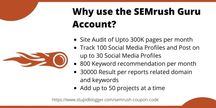 SEMrush Discount Coupon