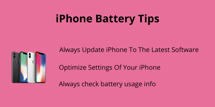how to extend battery span of your iphone