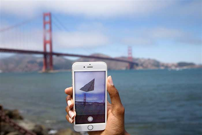 disruptive augmented reality