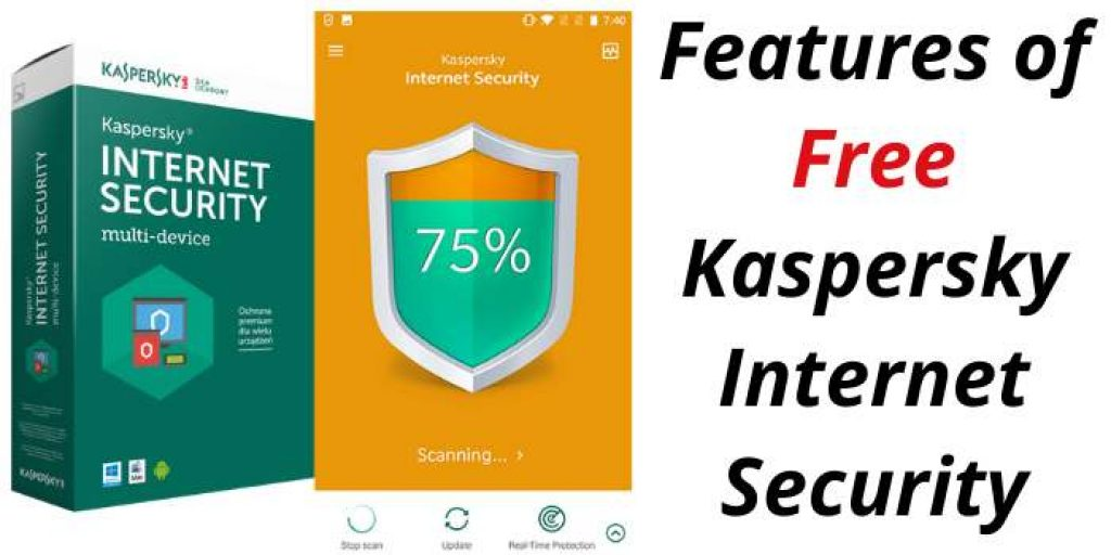 Features of Free Kaspersky Internet Security for Android