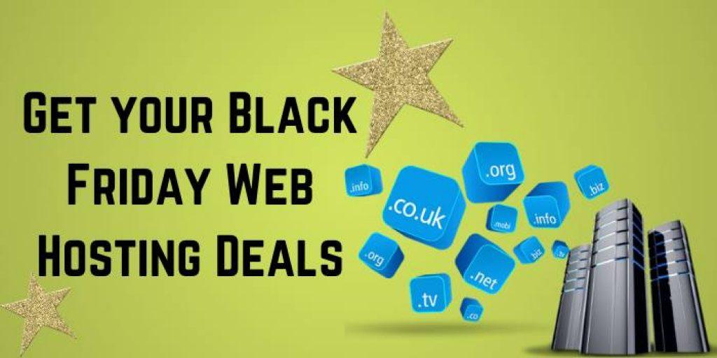 Get your Black Friday Web Hosting Deals