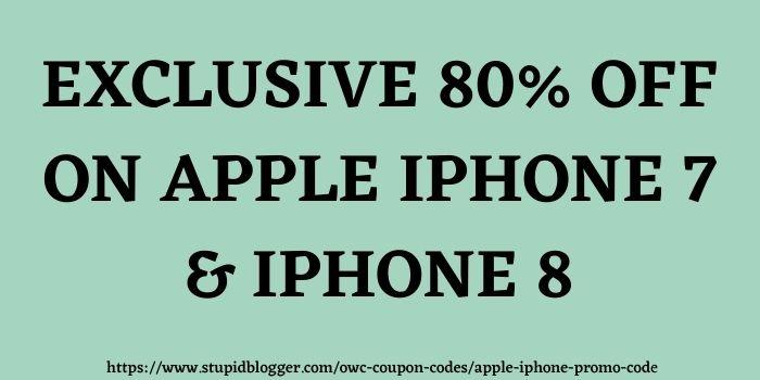Apple iPhone Discount Code