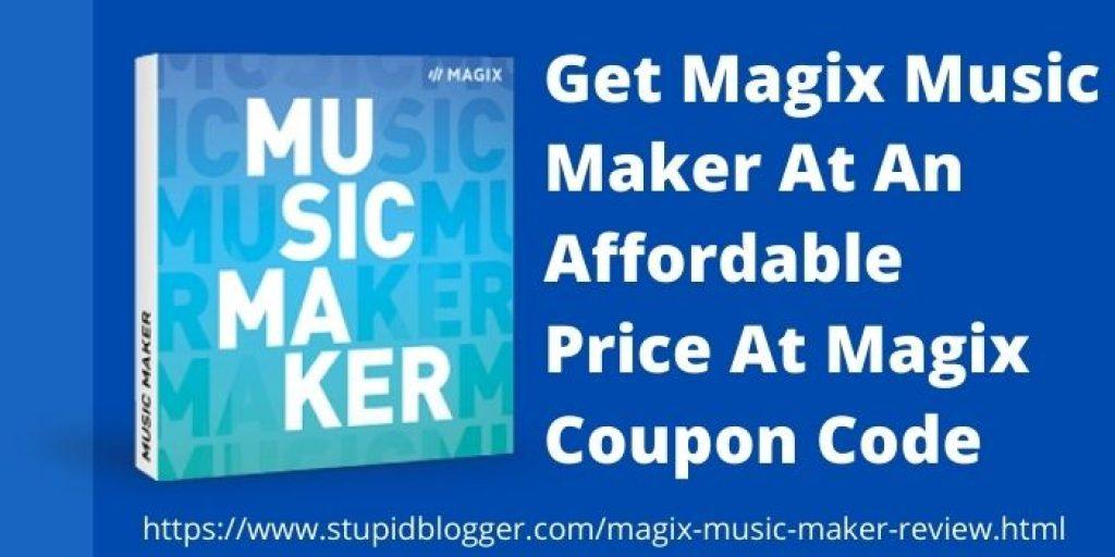 Magix Music Maker Review (1)