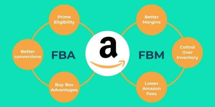 Amazon FBA or FBM
