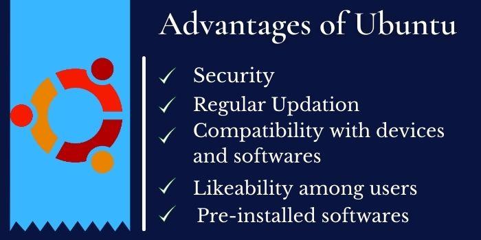 Advantages of Ubuntu OS