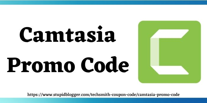 Camtasia Promo Code