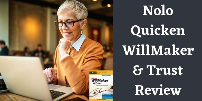 Nolo Quicken WilMaker & Trust Review