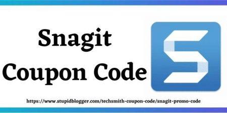 Snagit Coupon Code