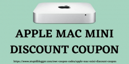 Apple Mac Mini Discount Coupon 2021