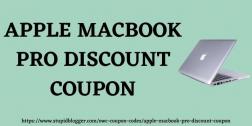 Apple MacBook Pro Discount Coupon
