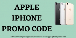 Apple iPhone Promo Code