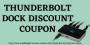 Thunderbolt Dock Discount Coupon